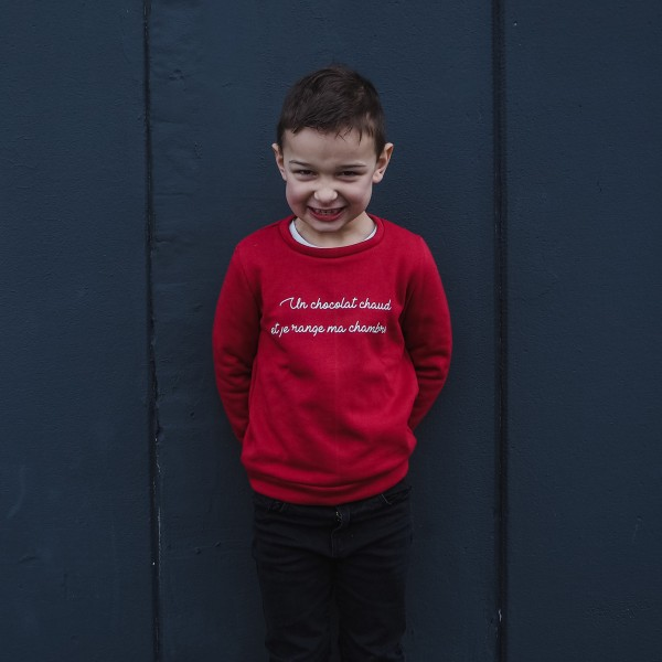 Sweat Andrea ENFANT – patron